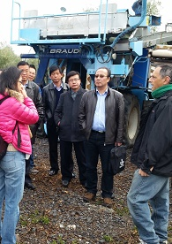 Water Saving Irrigation and Effective Planting Technologies Programme for Ningxia 21.1.16